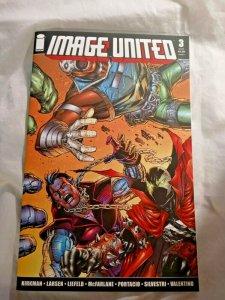 Image United #3 (A) of 6 Spawn Dale Keown Variant Larsen 2009 Comics VF NM