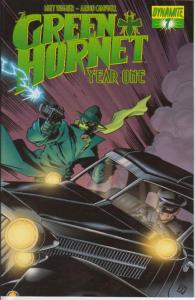 Green Hornet: Year One #7A VF/NM; Dynamite | save on shipping - details inside