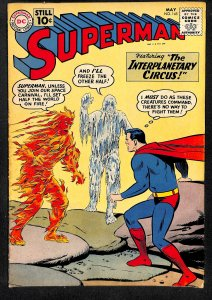 Superman #145 FN- 5.5