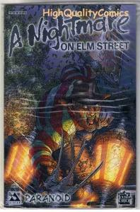 NIGHTMARE on ELM STREET #2, NM+, Paranoid, LIMITED, 2005, more Horror in store