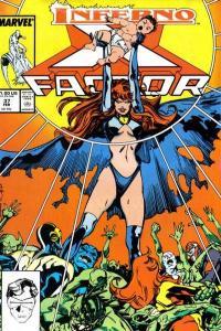 X-Factor (1986 series) #37, NM- (Stock photo)