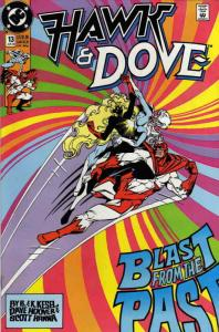 Hawk and Dove (3rd Series) #13 FN; DC   save on shipping - details inside