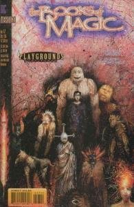 Books of Magic, The #17 VF/NM; DC/Vertigo | save on shipping - details inside