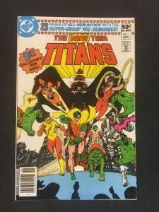 New Teen Titans #1 VFN $20.00