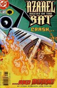 AZRAEL (1995) 67-69 AGENT OF THE BAT