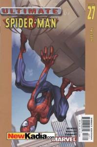 Ultimate Spider-Man (2000 series) #27, NM (Stock photo)
