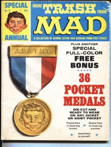 MORE TRASH FROM MAD SPECIAL #12-1969-medals-Angelo Torres-VG