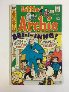 LITTLE ARCHIE (1956-1983)105 VF-NM Apr 1976 COMICS BOOK