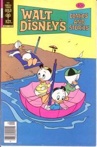 WALT DISNEYS COMICS & STORIES 468 VF-NM  Sept. 1979 COMICS BOOK