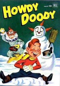Howdy Doody #15, Fine (Stock photo)
