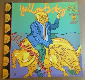 Yellow Baby #1 by Jed Alexander (alternative Comics 2003)