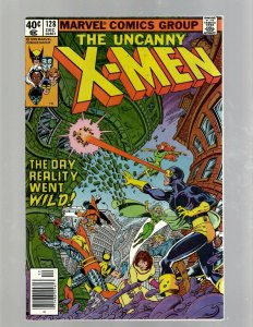 (Uncanny) X-Men # 128 NM Marvel Comic Book Beast Angel Cyclops Magneto SM19