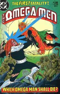 Omega Men, The #4 FN; DC | save on shipping - details inside
