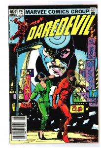 Daredevil #197 (1983)