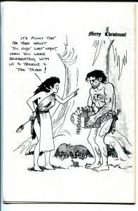 Erbania #18 1965-Peter Ogden-Edgar Rice Burroughs-Tarzan-fanzine-Crandall-FN