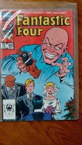 Fantastic Four #300 (Marvel,1987) Condition VF/NM