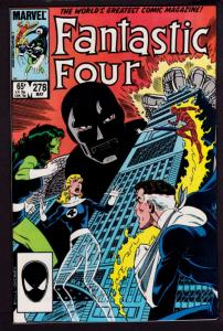 Fantastic Four #278 (May 1985, Marvel) 9.2 NM-