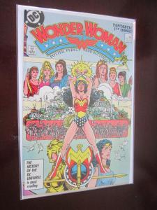 Wonder Woman (1987-2006 2nd Series) #1 - 8.5 VF+ - 1987