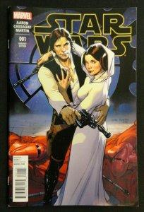 Star Wars #1 Skywalker Strikes Sara Pichelli Incentive Variant Cover NM