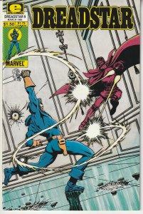 Dreadstar(Epic)#  9 Thanos creator Jim Starlin's Space Opera
