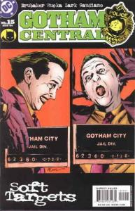 Gotham Central #15 VF/NM; DC | save on shipping - details inside