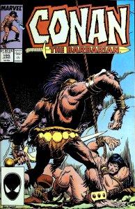 Conan the Barbarian #195 (1987)