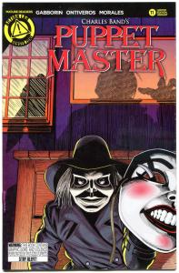 PUPPET MASTER #11, NM, Bloody Mess, 2015, Dolls, Killers,more HORROR  in store,C