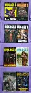 Mark Millar KICK-ASS 3 #1 - 8 John Romita, Jr MillarWorld (Marvel, 2013)!