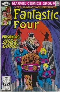 Fantastic Four #224