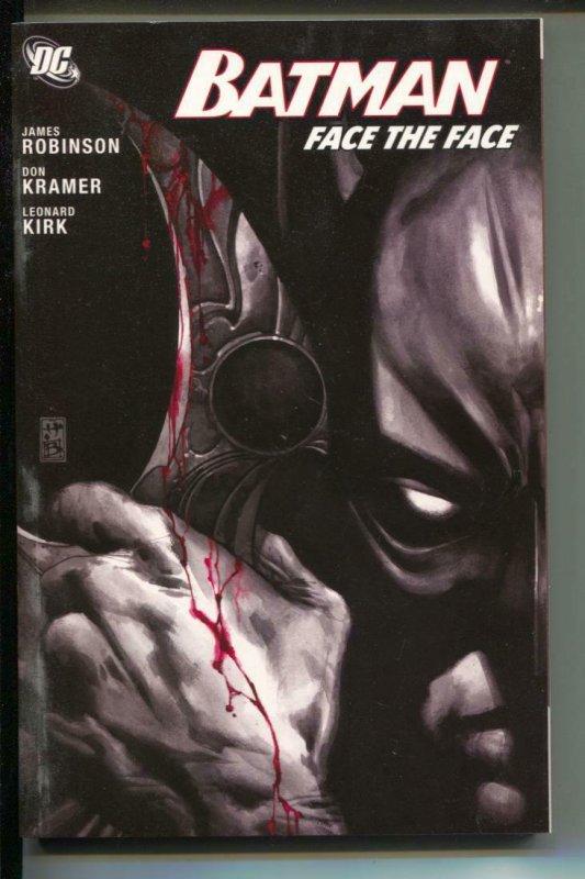 Batman: Face The Face-James Robinson-TPB-trade