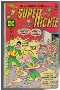 SUPER RICHIE (1975-1976) 7 FR-G Jan. 1977