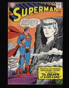 Superman #194 FN 6.0