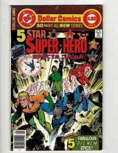 6 Comics 5 Star Super Hero Spectacular Holiday Xanadu 1 Nightmare 1 2 DC 28 GK21