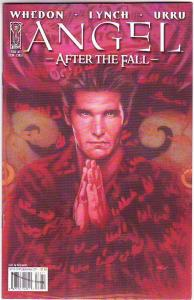 Buffy the Vampire Slayer, Angel After the Fall #1 (Nov-08) NM- High-Grade Angel