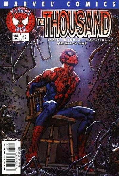 Spider-Man's Tangled Web #3, NM (Stock photo)