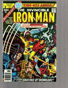 14 Iron Man Comics '81 '82 '83 '86 '87 '89 '90 '91 '92 '93 '94 '99 '00 '01 GK35