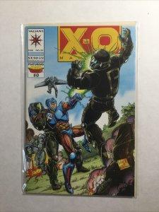 X-O Manowar 25 Near Mint Nm Valiant