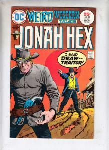 Weird Western Tales #29 (Nov-73) FN Mid-Grade Jonah Hex