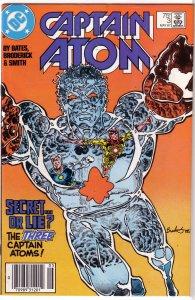 Captain Atom (vol. 2, 1987) # 3 VG/FN Bates/Broderick