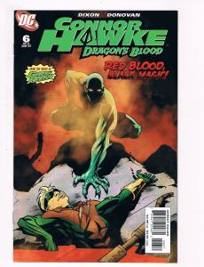 Connor Hawke: Dragons Blood # 6 DC Comic Books Hi-Res Scans Awesome Issue!!! S17