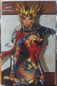 Notti & Nyce Cosplay Gallery Wonder Woman NM ltd to 500 by Paul Green