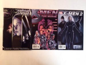 X-men The Movie Beginnings Tpb Near Mint Lot Set Run