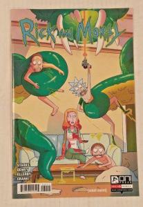RICK and MORTY #30, 1st, NM, Grandpa, Oni Press, from Cartoon 2015,more in store