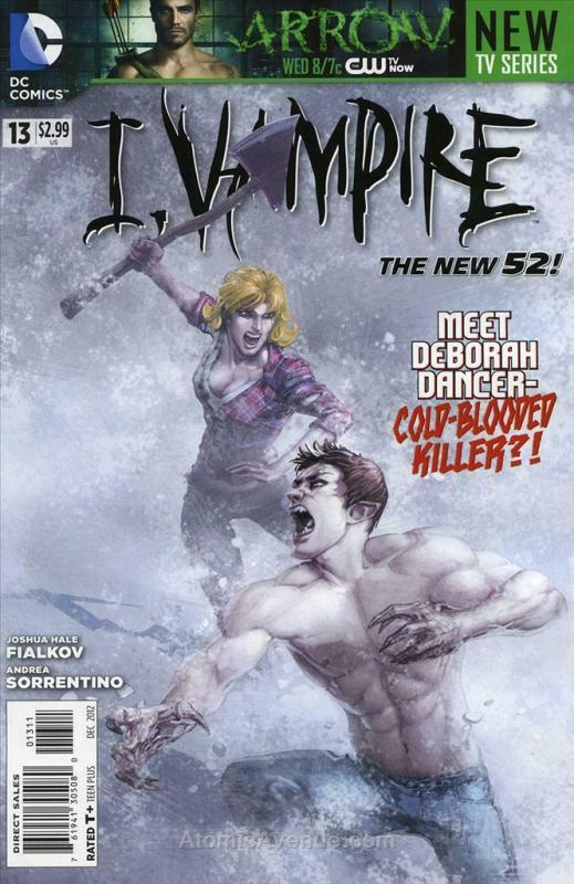 I, Vampire #13 VF/NM; DC | save on shipping - details inside