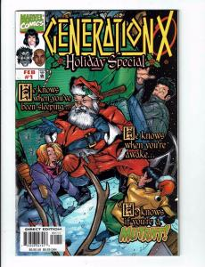Lot of 3 Generation X Special Marvel Comic Books #1 (3) BH23 Jubilee Banshee