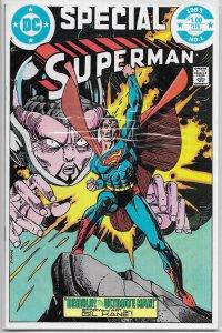 Superman   vol. 1  Special   #1 FN Kane art