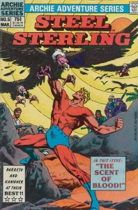 Steel Sterling #5 VF; Red Circle   save on shipping - details inside