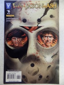 Freddy vs Jason vs Ash (of Army of Darkness) #6 (2008)