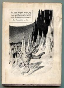 Amazing Stories December 1962- Schomburg-  Stay Off The Moon