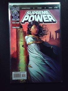 Supreme Power #10 (2004)